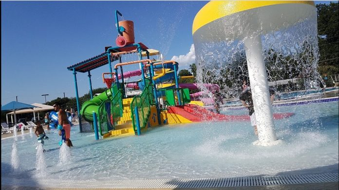 Boomtown Bay Family Aquatic Center